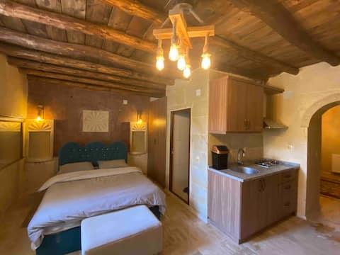 Süit rooms in Cappadocia with beatifull garden