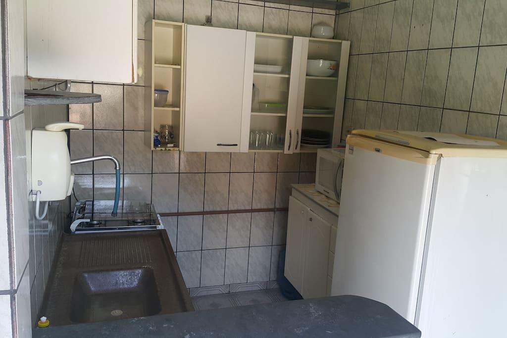 Cozinha equipada (foto 1)