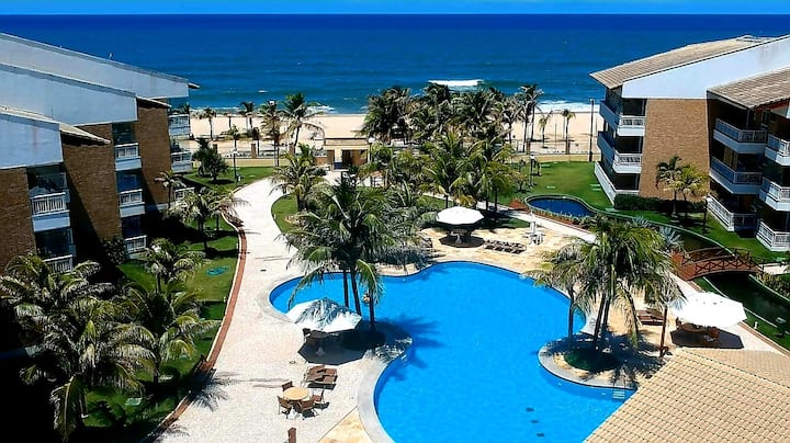 Paradise 21 - beachside apartment with jacuzzi
