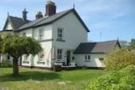 Cottage on Diglis Island Worcester  - Worcester - Hus