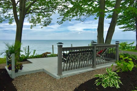 Waterfront Escape on Beautiful Lake Ontario