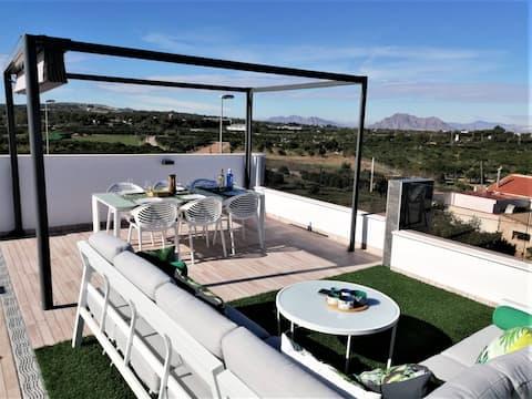Beautiful luxury 3 bedroom villa (Torrevieja)