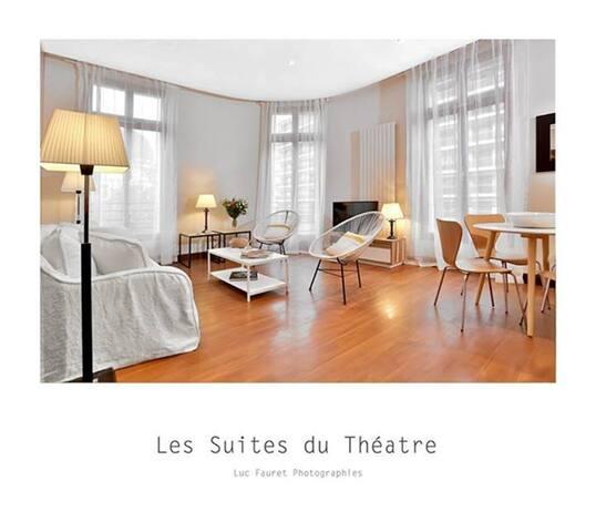 Appart'Hôtel Les Suites du Théatre - Prestige - Périgueux - Apartament