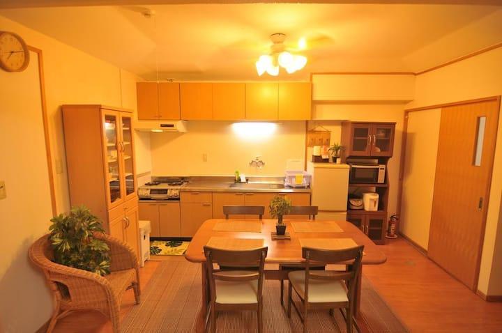 Yukurina Resort Okinawa Apartment with Garden View