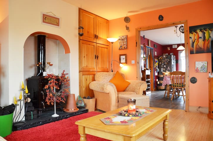 Ruah Holistic Centre (3 Bedrooms) - Listowel - Bed & Breakfast