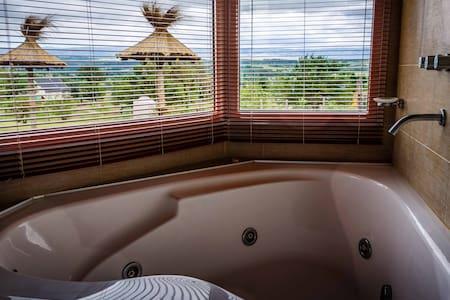 "Cabañas & Suites Vista Hermosa  ""Suite Tulipan"""