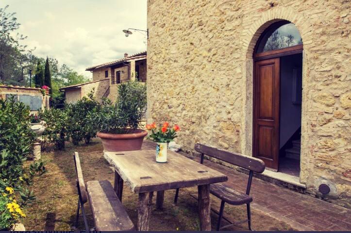 Borgo di Renzano - Gelsomino - San Gimignano - Apartment