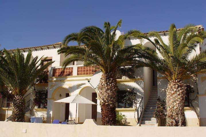 Apartment Mirador del Mediterraneo - San Miguel de Salinas - Byt