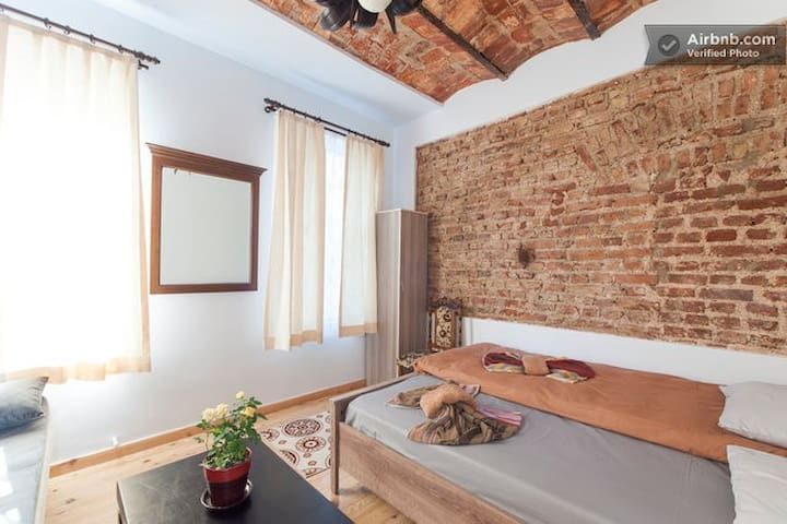 Double room, Authentic apartment - Istanbul - Apartment