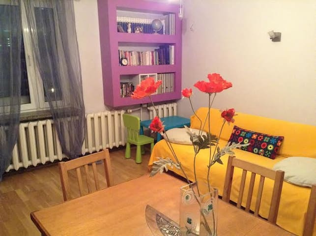 Flat in center best price - Warsaw - Apartment