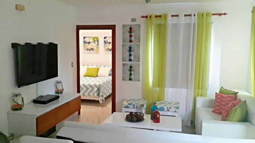 Acogedor Apartamento En Punta Cana - Punta Cana