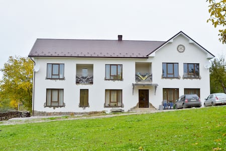 Dudaryk cozy double room - Verbovets' - Autre