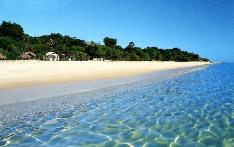 villa indipendente a 50m. dal mare - Santa Margherita di Pula - Willa