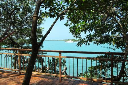 PLAYA ARENA BLANCA cerca Cartagena!