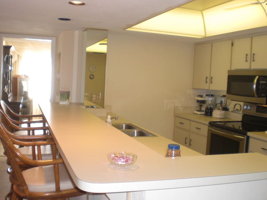 Our Kitchen.