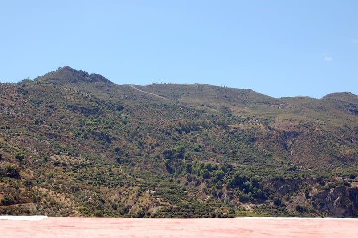 Casa Los Bolillos  - Otívar - Talo