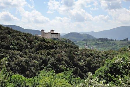 apt 2/4pax amazing view Spoleto - Spoleto
