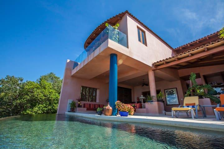 Bayview Zihuatanejo Villa - Ixtapa-Zihuatanejo - 別荘