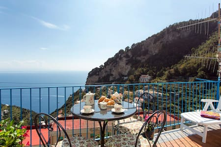 3.Beautiful Apartment with Views - Amalfi - Apartment