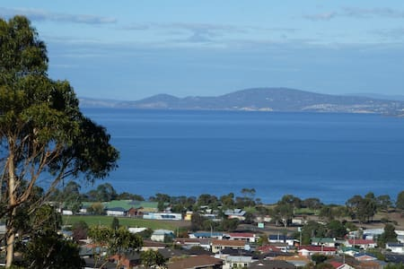 Charbella's on Norma: Stunning Views of Hobart - Daire