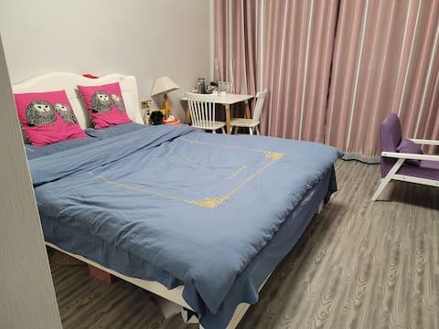 耀阳小屋-协信太古城高层精装公寓近火车站西津渡万达苏宁广场大市口附近江景公寓