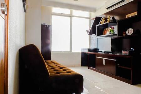 Strategic 2BR unit in Patria Park Apartment