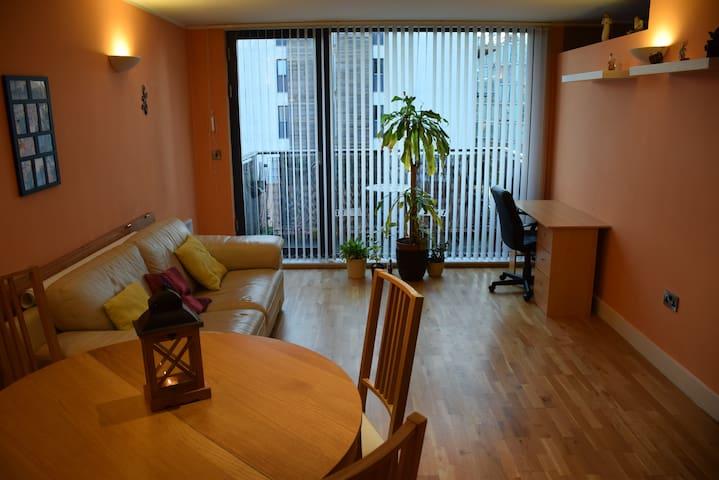Cozy HOME Piccadilly 3 mins to tram - Manchester - Apartamento