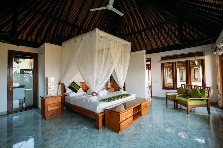 Sea View@Ganesha Bali - Seririt - Dom