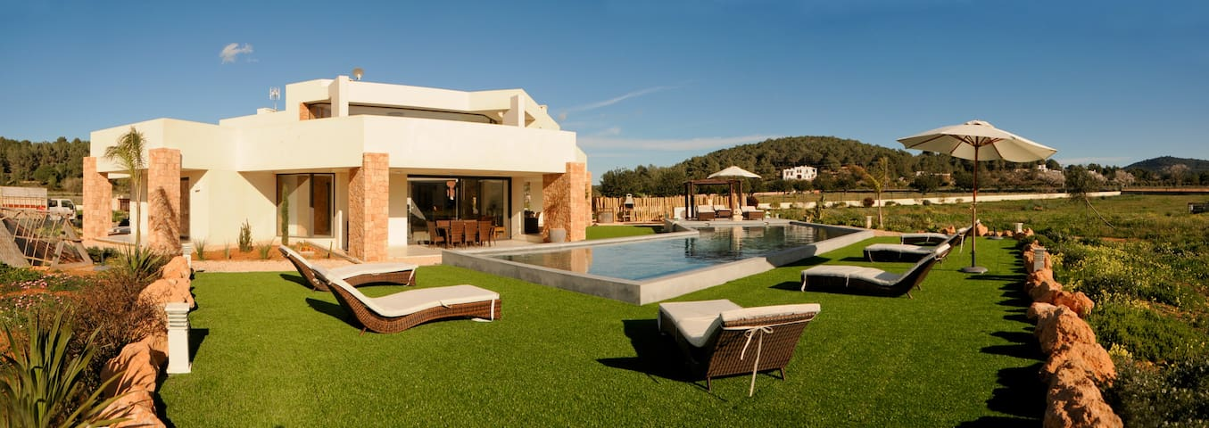 Magnifique Villa a Ibiza pour 10
