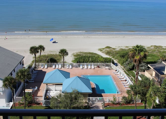 Beach Penthouse, Paradise Found - Redington Shores - Apartment
