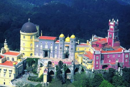 Cosy house in the centre of Sintra - シントラ