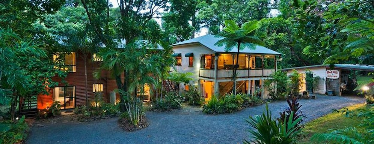 Red Mill House in Daintree - Daintree - 家庭式旅館