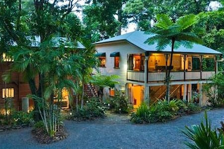 Red Mill House in Daintree - Daintree - Bed & Breakfast