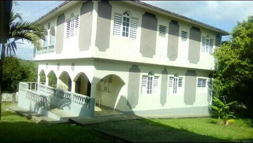 Jamaican Jypsy Studio Apartment