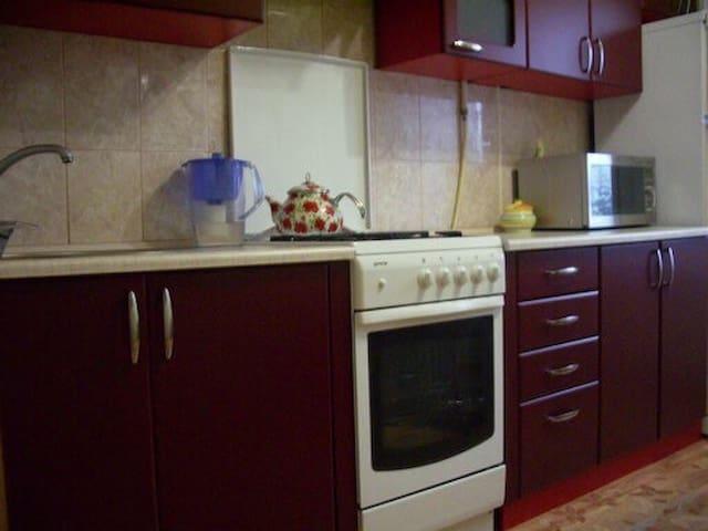 Недорогие апартаменты рядом с красной площадью - Moskva - อพาร์ทเมนท์