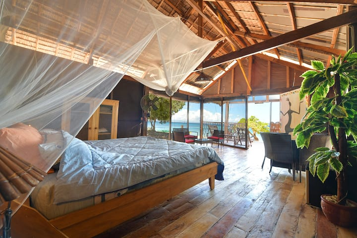 Glamping in Paradise