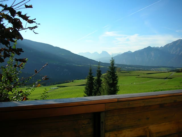 Private Room close to nature and Innsbruck - Patsch - Casa