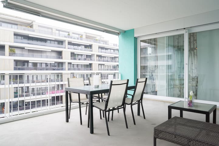Nice apartment in Zurich-Affoltern - Zürih - Daire