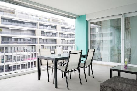 Nice apartment in Zurich-Affoltern