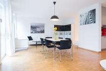 Nice apartment in Zurich-Affoltern