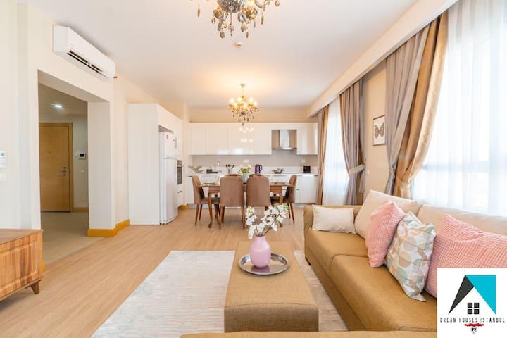 Friendly Apartment 2+1