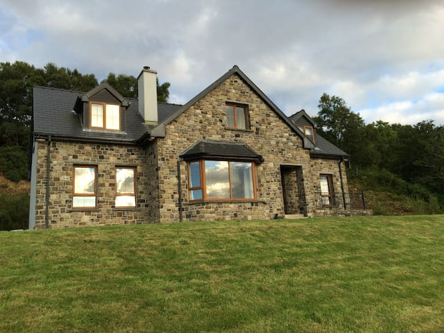 Lough Craig House - Donegal - Casa