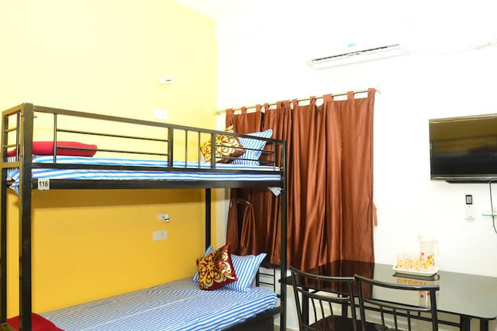 Tranquil AC Luxury Hostel
