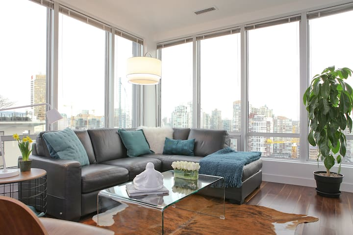 Luxury in the Heart of Downtown - Vancouver - Apartment