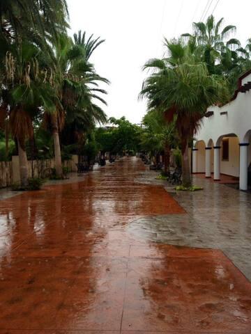 Villa Santo Niño. Studio Yerbabuena - Loreto - Villa