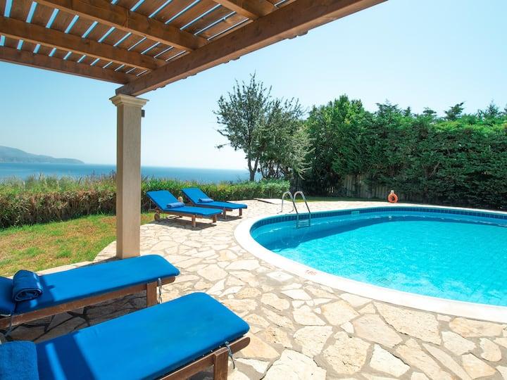 Villa Neptune, Spartia, Kefalonia