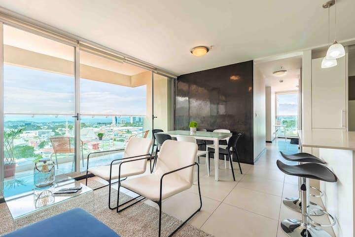 New Stunning safe Penthouse perfect view Sabana