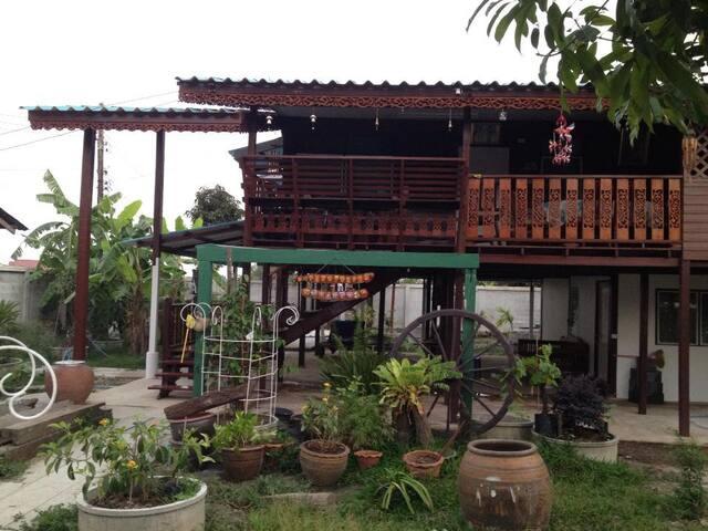 quiet relaxing country life in BKK - Bangkok - Hus