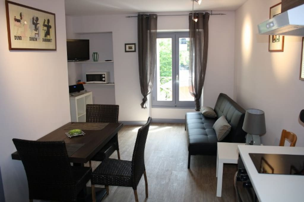Location semaine t2 meubl centre appartements louer - Location appartement meuble aix les bains ...