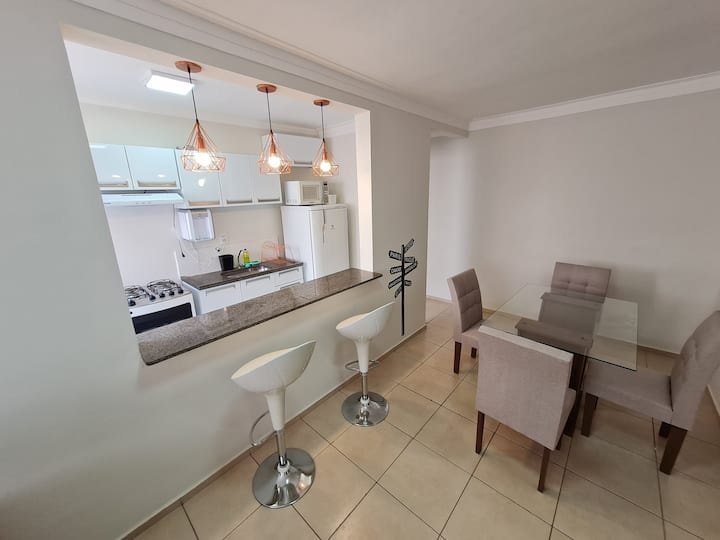 Apartamento excelente localização Franca SP